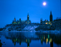 Parliament - view from the Ottawa River